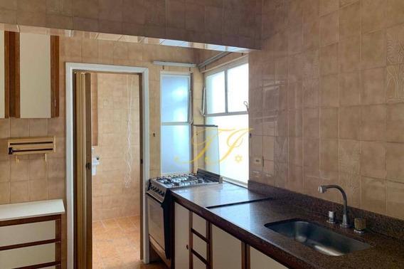 Apartamento Com 1 Dormitório Para Alugar, 50 M² Por R$ 900,00/mês - Centro - Guarulhos/sp - Ap0155