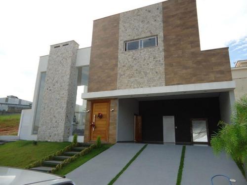 Sobrado Com 3 Dormitórios À Venda, 245 M² Por R$ 1.000.000 - Condomínio Residencial Castanheira - Sorocaba/sp. - So0014 - 67639694