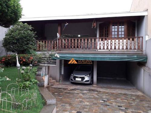 Sobrado À Venda, 284 M² Por R$ 540.000,00 - Jardim Paulistano - Ribeirão Preto/sp - So0419