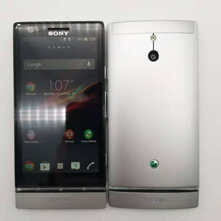 Celular Original Sony Xperia, Duplo Núcleo, 16 Gb