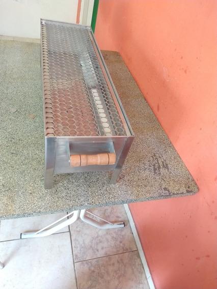 Churrasqueira Pra Espetinho Em Aço Inox