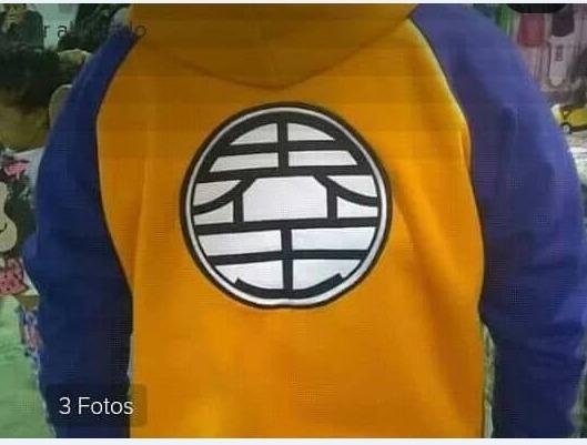 Sueter Dragon Ball Super, Z , Gt