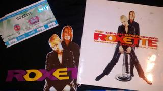 Combo Roxette Libro + Entrada
