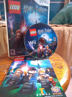 Lego Harry Potter Years 1-4 Para Wii