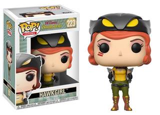 Funko Pop - Bombshells - Hawkgirl #223 - Nuevo - Nextgames