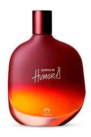 Perfume Quimica De Humor Masculino 75 M - mL a $865