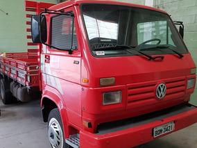 Volkswagen Vw 7100 Turbo Carroceria De Madeira