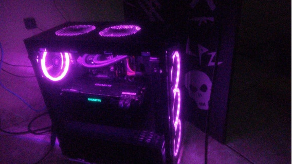 Pc Gamer Rtx2080 , I7 78000 , Water Cooler , Ssd , 16gb