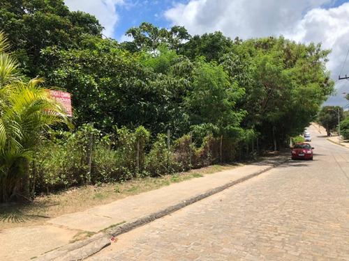 Vendo Terreno Em Imbassay Com 1.000 M², Plano, Em Área Pavimentada E Muito Bem Localizada Na Alameda Das Amendoeiras. - V986 - 69258541