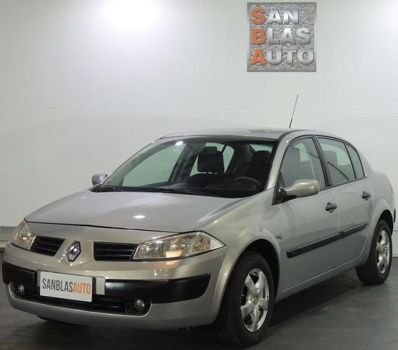 Renault Megane Ii 1.6l Expression Abs Ab Aa San Blas Auto