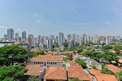Imagem 1 de 15 de Apartamento - Pacaembu - Ref: 98253 - V-98253