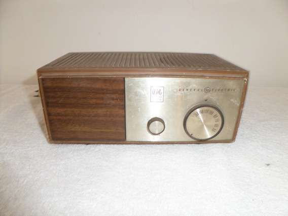 Antiguo Radio General Electric Vintage