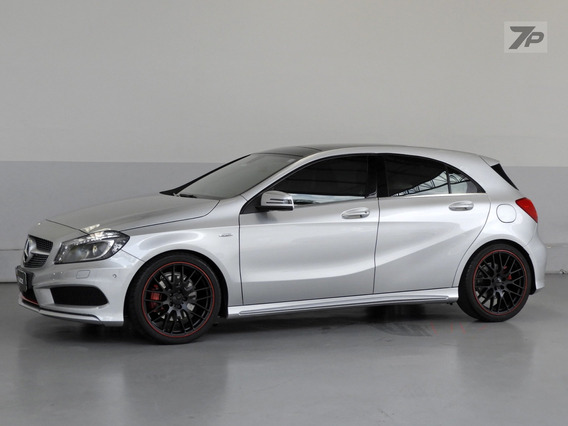 Mercedes-benz Classe A 2.0 250 Turbo Sport Gasolina 4p Auto