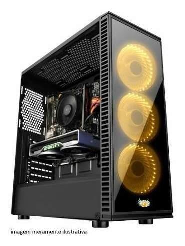 Cpu Gamer Levelx Intel G5400 16gb 1000gb Hd Vga 2gb