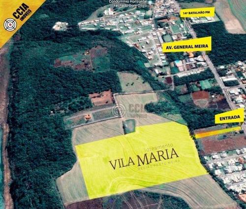 Imagem 1 de 9 de Terreno À Venda, 250 M² Por R$ 141.000,00 - Loteamento Vila Maria - Foz Do Iguaçu/pr - Te1687