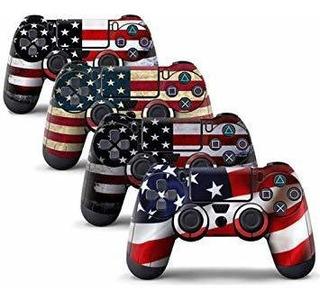 4 Pegatinas De Vinilo Para Mando Inalámbrico Sony Playstatio