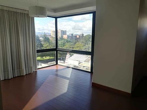 Imagen 1 de 7 de Amplio Apartamento En Alquiler En Zona 14