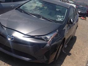 Toyota Prius 1.8 Hibrido Premium Hsd Exdemo Gris