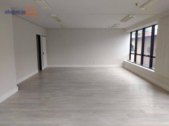 Sala Para Alugar, 98 M² Por R$ 1.990,00/mês - Centro - São José Dos Campos/sp - Sa0413