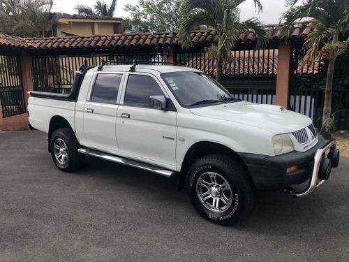 Mitsubishi L200 2006 Pickup L200 Tdi 2006 Pick Up L200 4x4