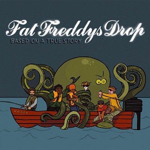 Fat Freddys Drop Based On A True Story Usa Import Lp Vinilo