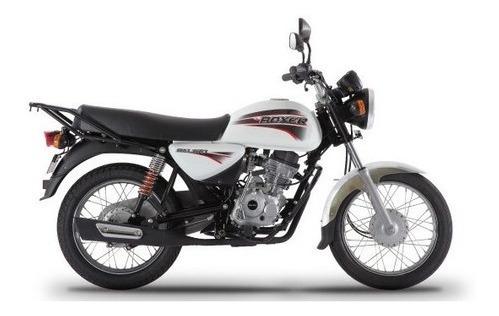 Bajaj Boxer Rt 150cc - Desc. Ctdo Motozuni Merlo