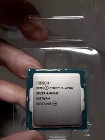 Processador Intel Core I7 4790k Lga 1150 - Semi Novo