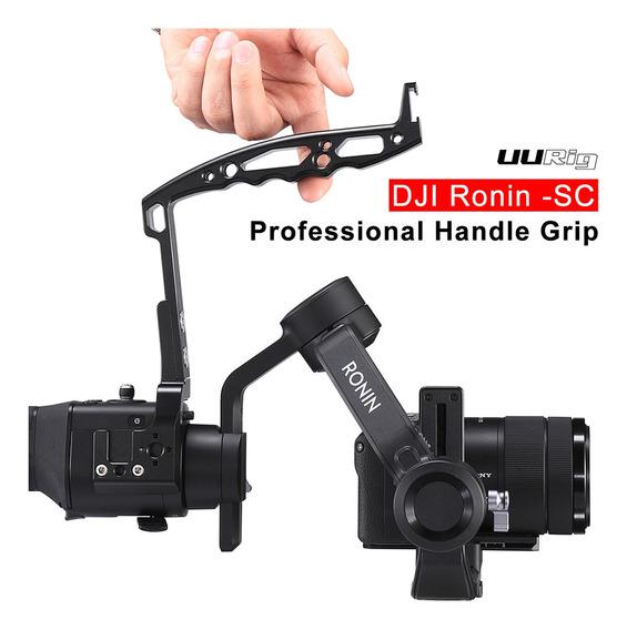 Ulanzi Dh12 Handheld Hand Grip Camera Stabilizer Preto
