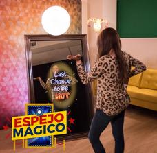 Espejo Magico Cabina Fotográfica. La Novedad Del Momento!!