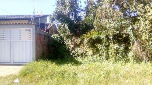 Terreno Em Local De Moradores No Gaivota - Itanhaém 4575 Npc