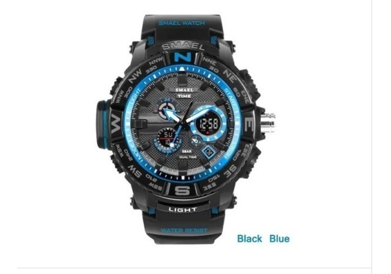 Relógio G. Shock Militar Smael Original Na Caixa Tático Shoc