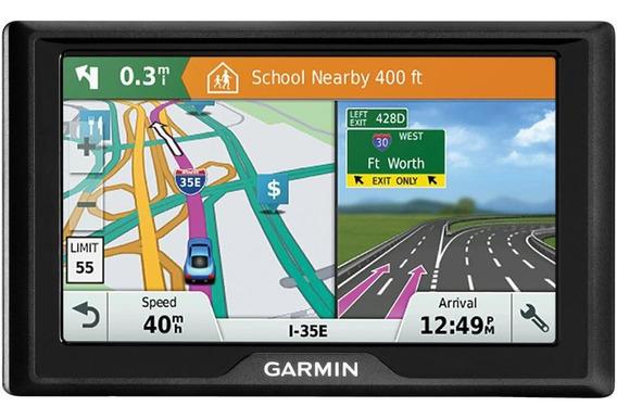 Gps Automotivo Garmin Drive 51 Mpc Brasil Com Mapa Brasil