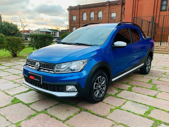 Volkswagen Saveiro Cross G7 (( Gl Motors )) Financiamos 100%