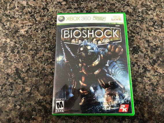 Bioshock Xbox 360 Original Americano