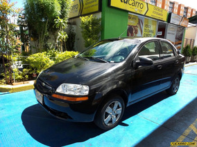 Chevrolet Aveo Family 1.5