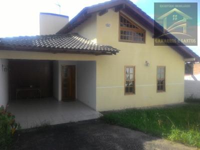 Casa Em Quatro Barras Com Excelente Localização - So00003 - 32462383
