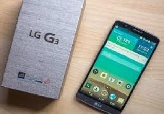 Celular Lg-g3 Barato Android 4.3 Preto E Branco
