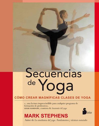 Libro Secuencias De Yoga - Stephens, Mark