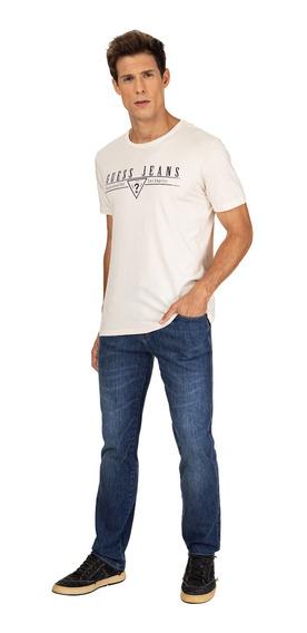 Camiseta Escrito Guess 39886