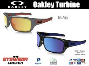 Gafas Oakley Turbine Prizm Polarizadas 100% Originales