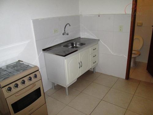 Imagem 1 de 9 de Kitnet Para Alugar, 20 M² Por R$ 1.100,00/mês - Butantã - São Paulo/sp - Kn0288