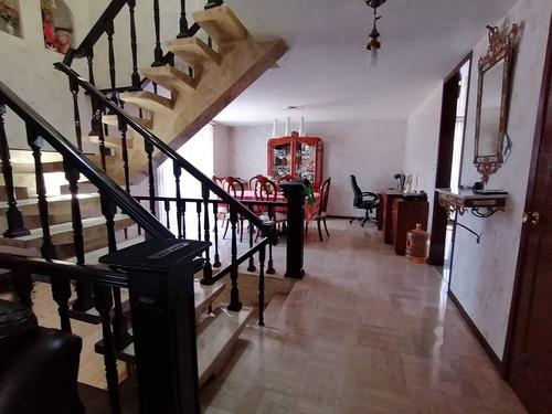 Excelente Casa En Venta En Paseos De Churubusco