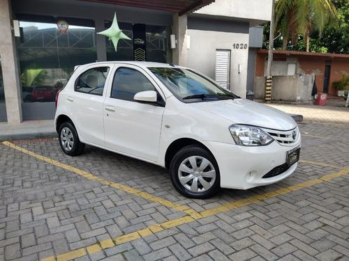 Toyota Etios Toyota Etios X 1.3 Flex 16v 5p Aut. - Branc...