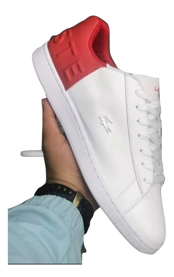 Tenis Lacoste Evo Carnaby