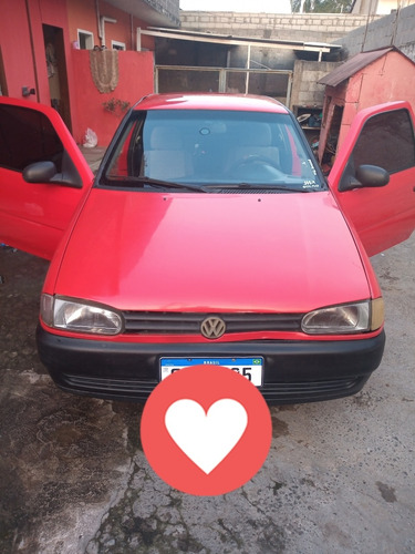 Imagem 1 de 4 de Volkswagen Gol 1997 1.6 3p Gasolina