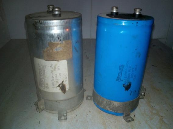 Capacitador Para Amplificadores De Sonido De Minitek (power)