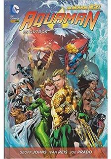 Hq Aquaman: Os Outros Panini Dc Comics Capa Dura Português