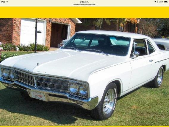 Buick Special Coupe 66 Blanco Excelente Estado