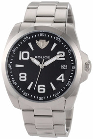 Relógio Original Police Sovereign 12157js/02mc