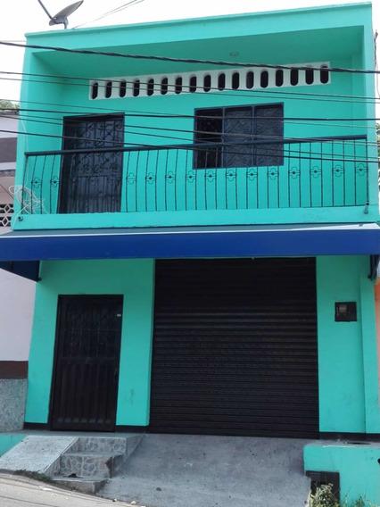 Se Vende Casa, Primer Piso Local, Cocina, Baño Y Lavadero